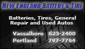 26 Years of Experience in Sales & Service on Batteries, Tires and Accessories along with general automotive repair. We also have a selection of quality used vehicles.