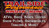 We offer quality used snowmobiles, atv's, pwc, dirtbikes, and more along with all the accessories. We also offer trailers, dock systems, plows and portable garages. Our repair facility is here to take care of all your repair, service and maintenance work.