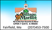 We are your Shurfine local supermarket. Whether you're shopping for everything on your grocery list or just need a few of specialty items, Village Market will have what you need.