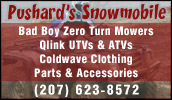 Offering sales & service on used snowmobiles, Ariens lawn & garden, snow blowers, Makita chainsaws, generators, ATV's & dirt bikes. We're here for you year round!