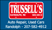 Trussell's Auto Repair Inc. is a locally owned and operated business offering quality used cars, trucks and SUVs.
