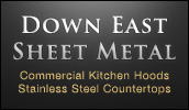 Custom metal fabrication. Specializing in stainless steel kitchens. We offer a wide range of welding & HVAC services along with Commercial Kitchen Hood Systems.