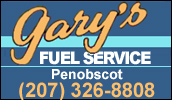 Gary's Fuel Service is a full service Maine oil company offering home fuel deliveries.