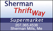 We are your local Shurfine supermarket. Whether you're shopping for everything on your grocery list or just need a few specialty items, Sherman Thriftway will meet your needs.